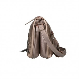Tracolla donna Bronzo Guanabana Dogs by