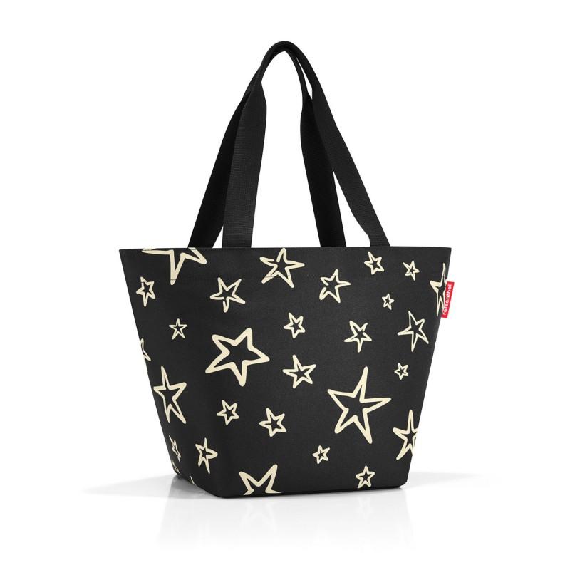 Borsa donna a spalla Shopper Reisenthel Stars