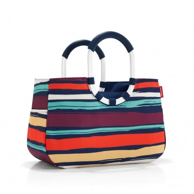 Loop Shopper M Reisenthel Artist Stripes