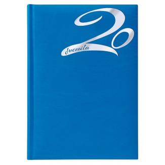 Agenda giornaliera modello Sidney Azzurro Cangini Filippi