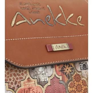 Zainetto Anekke collezione Egypt Brown