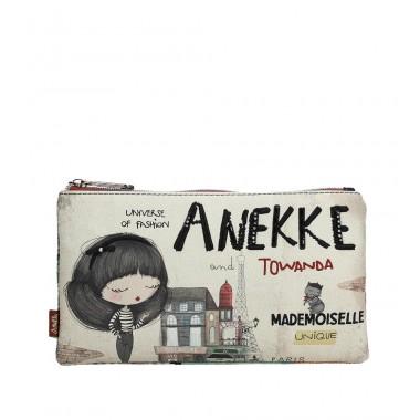 Pochette Anekke Couture Beige