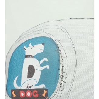Set 3 pezzi necessaire Dogs by Beluchi
