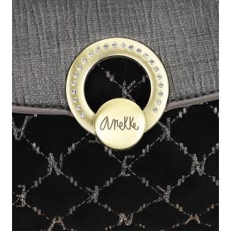 Tracolla Anekke collezione Couture Black