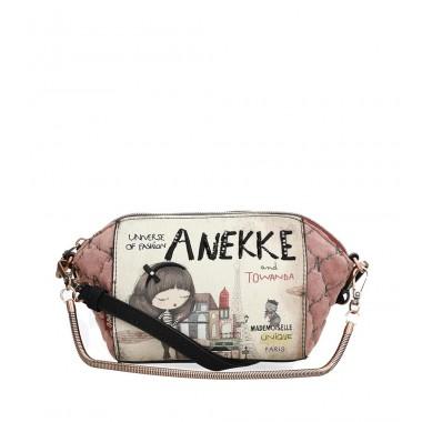Portatutto Couture Beige marchio Anekke