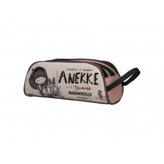 Astuccio con 2 cerniere Anekke Couture